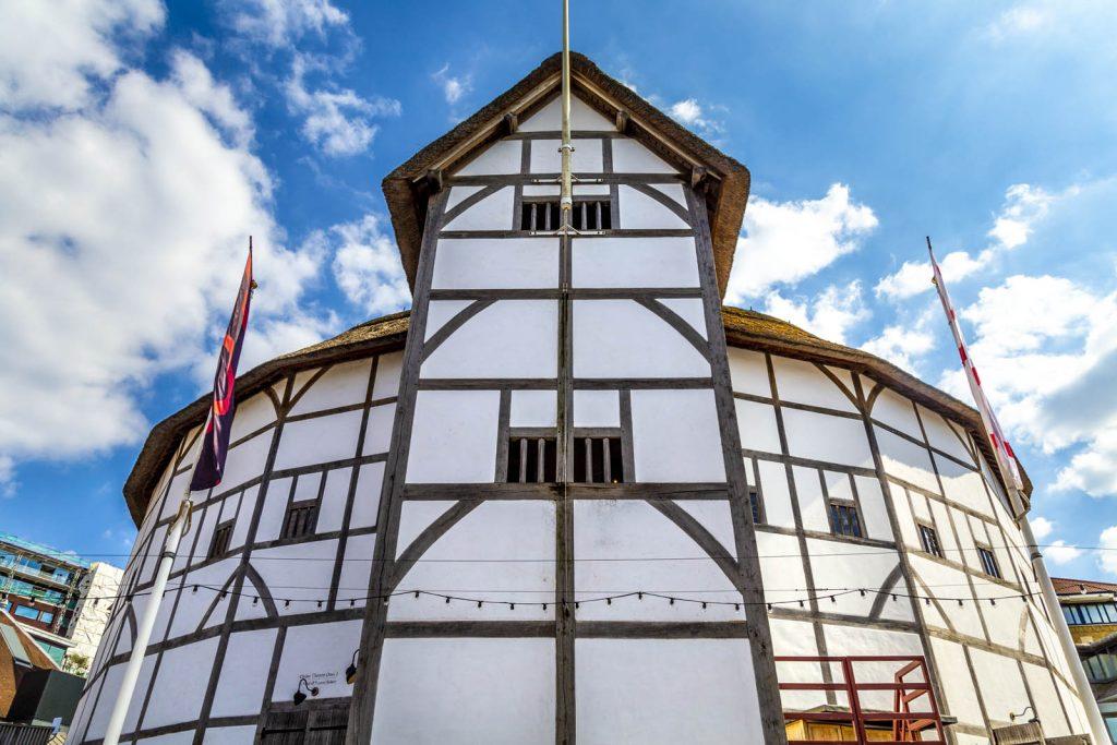 Shakespeare's Globe Theatre, London, UK